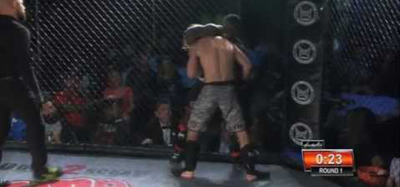 MMA Competition Video 01/17/2015 – Victor Vorgar vs Cody Halleman