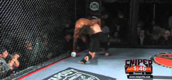 MMA Competition Video 01/17/2015 – Troy Hardgrow vs Bailey Anderson