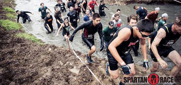 Upcoming White Tiger Spartan Race!