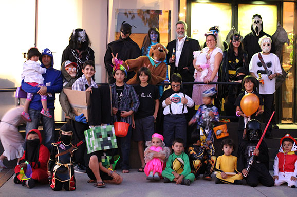 Halloween Party – what a treat!